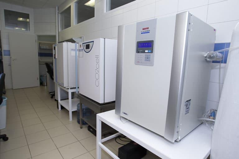 Clinical Laboratory in Victoria clinic