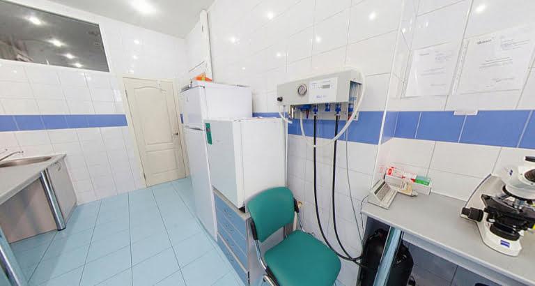 Laboratory at Victoria Clinic